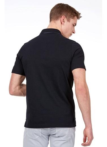 Hemington Polo Yaka Tişört Siyah